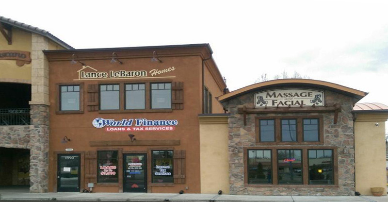 A Touch of Heaven Massage, Villagio di Tuscany Building, Twin Falls, Idaho.